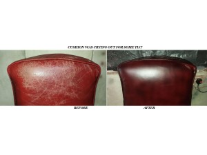Leather repair in Northern Ireland at is best!